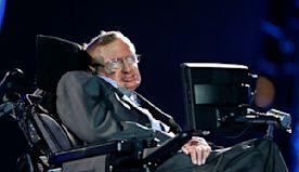 Stephen Hawking's family donates his ventilator to U.K. hospital for coronavirus patients