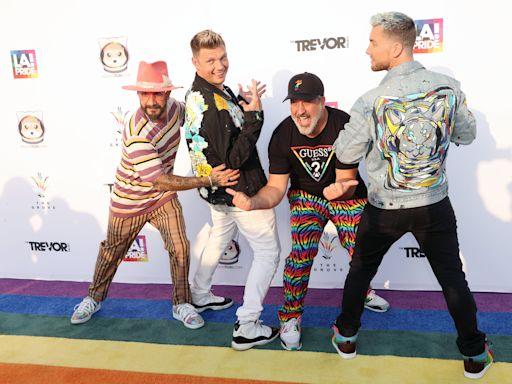 Bye Bye Bye rivalry: Backstreet Boys and NSYNC members form 'dream team' band 'Back-Sync'