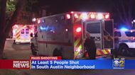5 People Wounded In South Austin Mass Shooting