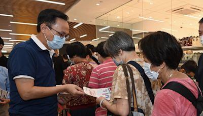 政府外展隊將於石籬社區會堂提供新冠疫苗接種服務 - RTHK