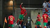 Ronaldo scores hat-trick, Denmark secure place in Qatar World Cup