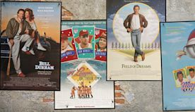 25 of the best baseball movies ever