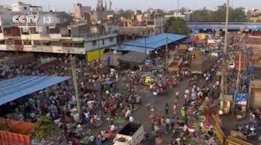 累計確診病例突破3000萬 專家警告:印度可能迎來第三波疫情-國際在線
