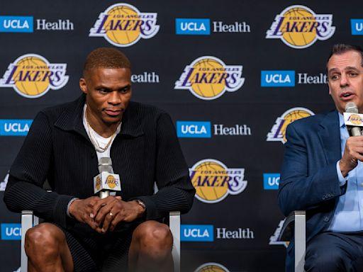 讚Westbrook是終極競爭者 湖人主帥:只差冠軍