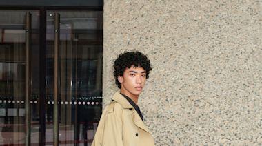 H&M X日本獨立設計品牌TOGA聯名無預警推出!拼接風衣、串珠西裝細節…首波聯名商品搶先看