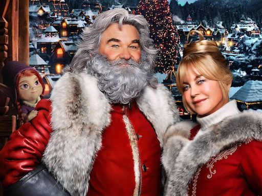 Kurt Russell and Goldie Hawn Say Christmas Is 'Doomed' Forever in 'The Christmas Chronicles 2' Trailer (Video)