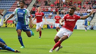 Nottingham Forest confirm Hillal Soudani's departure to Olympiacos