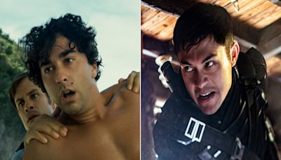 Old or Snake Eyes : Which film took No. 1 at the weekend box office