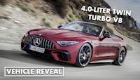 2022 Mercedes-Benz AMG SL 63 Driving Footage