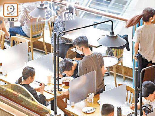 社交距離延兩周 食肆繼續分4級 - 東方日報