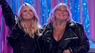 """Miranda Lambert And Elle King Perform """"Drunk (And I Don't Wanna Go Home)"""" At The 56th ACM Awards"""