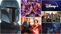 The new Disney Plus movies and shows to watch right now