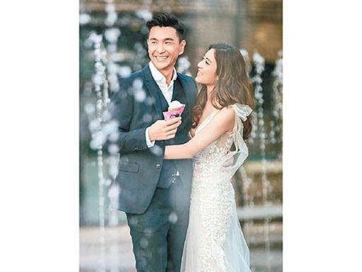 結婚3周年 單文柔呻唔得寵