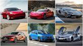 Youtube汽車10大熱搜榜出爐 這品牌獨攬4個名次