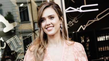 Jessica Alba's Instagram hacked by Holocaust defender days after Twitter breach