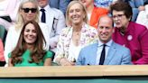 Kate Middleton Attends Wimbledon with Prince William, Her First Appearance Following COVID Exposure