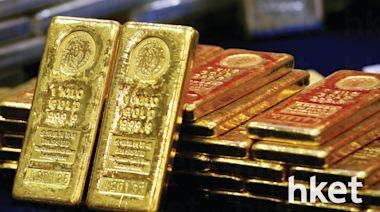 【通脹升溫】金價銀價續升 中國黃金漲近6% - 香港經濟日報 - 即時新聞頻道 - 即市財經 - 當炒股