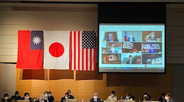 台美日國會論壇 安倍:香港現狀不能在台灣發生