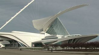 Milwaukee Art Museum's wings undergoing maintenance, remain closed until September