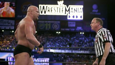 Stone Cold Steve Austin still gets emotional seeing his final match with the Rock