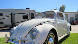1964 Volkswagen Bug Is A One Family Vintage VW