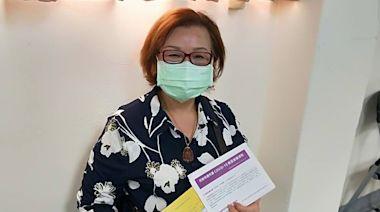 85歲紀露霞打AZ疫苗「口乾舌燥」 白內障成熟開刀暫緩   蘋果新聞網   蘋果日報