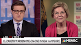 Trump promotes Ted Cruz comment that Elizabeth Warren should be 'more welcoming as a Native American'