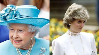 英國王室成員珍珠收藏公開!英女王、凱特、戴安娜王妃18件珍珠珠寶