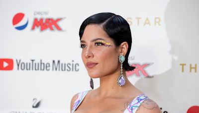 Halsey says 'being a mother to my son makes being a musician seem pretty boring'