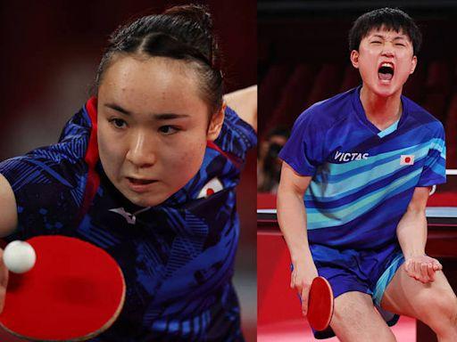 奧運金牌伊藤美誠不打混雙 怪物少年包辦3大項目