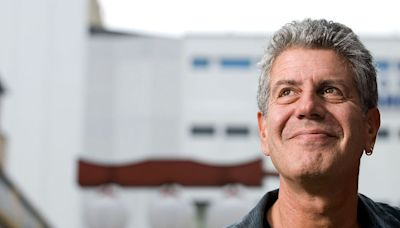 Listen To Anthony Bourdain's Favorite Songs With This New Spotify Playlist