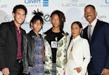 Will Smith And Family Honored By Robin Williams' Kids With Legacy Of Laughter Award