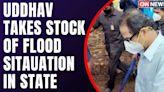 Uddhav Thackeray Holding Review Meet On Maharashtra Rains   Maharashtra News   CNN News18