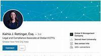 Who is Brendan Mcloughlin Baby Momma? Kaihla Rettinger Bio, Wiki, Age, Attorney, Child, Education | Glob Intel | Celebrity News | Sports | Tech