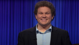 How current 'Jeopardy!' champ made history days after Matt Amodio's winning streak
