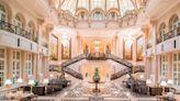 The world's most stunning hotel lobbies