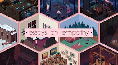 《紅弦俱樂部》開發團隊Deconstructeam新作《Essays on Empathy》於5月18日正式發行