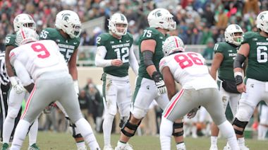 Michigan State football, Ohio State practice Tuesday. But will they play Saturday?