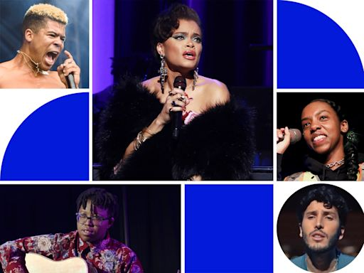 Friday Five: Andra Day's 'Phone Dies,' Sebastián Yatra meets Bach, and more