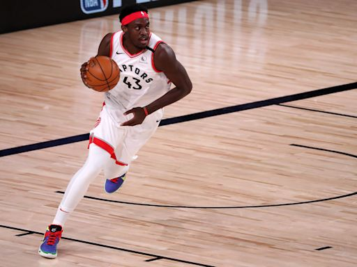 Pascal Siakam reflects on bubble disappointment: 'I didn't recognize myself'