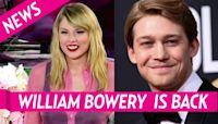 Joe Alwyn Wins Grammy for Taylor Swift Album 'Folklore'