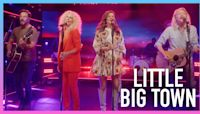 Little Big Town Perform 'Wine, Beer, Whiskey' From 'Nightfall' Album