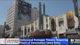Pantages Theatre Will Require Ticket Holders To Show Proof Of Vaccination