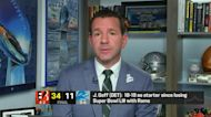 Pelissero: 'The Lions are not benching Jared Goff'