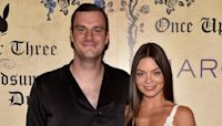 Hugh Hefner's Son Cooper and Harry Potter Star Scarlett Byrne Welcome Daughter Betsy Rose