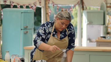 Bake Off finalist Laura Adlington received support from Game of Thrones star Emilia Clarke