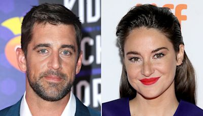 Aaron Rodgers and Fiancée Shailene Woodley 'Totally Support' and Have 'a True Respect for the Other': Source