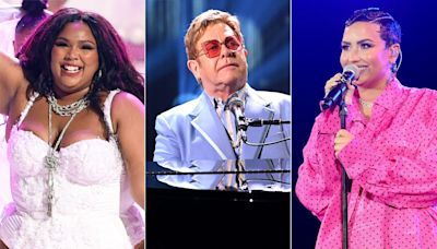 Watch Global Citizen Live featuring performances from Lizzo, Elton John, Demi Lovato, and more