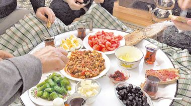 豐盛的土耳其早餐 異國媳婦學著做!