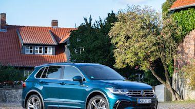 上市即造成轟動 Volkswagen 全方位休旅 本事難掩The New Tiguan累積訂單突破1,500張